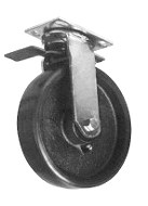 series 30 totalock casters