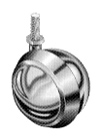 shepherd metal ball